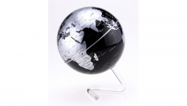 купить Глобус вращающийся на прозрачной подставке цена, отзывы