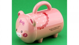 купить Чашка Свинка с ножками цена, отзывы