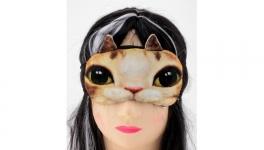 купить Маска для сна Кошка цена, отзывы