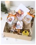купить Подарочный набор Оранжевый цена, отзывы