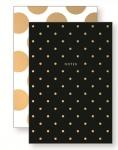 купить Тетрадь Twin Book Золотой Горошек цена, отзывы