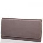 купить Женский Кожаный кошелек Валента Grey цена, отзывы