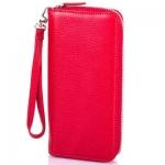 купить Женский Кожаный кошелек Канпеллини Red Grand цена, отзывы