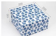 купить Подарочная коробка New year  цена, отзывы