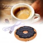 купить USB подогрев чашки Пончик  цена, отзывы