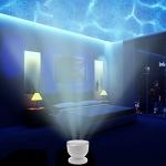 купить Проектор океан с акустической системой волн цена, отзывы