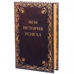 купить Книга сейф История успеха 26см цена, отзывы