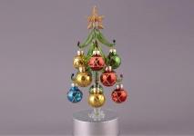 купить Новогодняя декоративная елочка 20см цена, отзывы