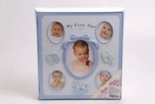 купить Фотоальбом для новорожденного мальчика цена, отзывы