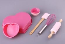 купить Набор кухонных принадлежностей 17 предметов цена, отзывы