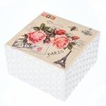 купить Шкатулка Розы цена, отзывы