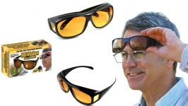 купить Ночные очки для водителей антибликовые цена, отзывы