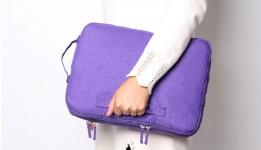 купить Сумка для гаджетов и аксессуаром Фиолетовый цена, отзывы