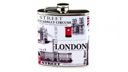 купить Фляга London grey цена, отзывы