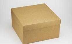 купить Подарочная коробка craft 28х28х15 см  цена, отзывы