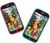 купить Интерактивный телефон Маша и Медведь цена, отзывы