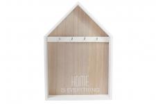 купить Ключница Деревянная Home White цена, отзывы