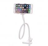 купить Подставка для телефона с вращающейся 360  белая цена, отзывы