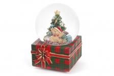 купить Водяной шар Подарочный Мишка Музыкальный цена, отзывы