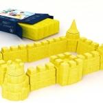 купить Кинетический песок желтый 1кг цена, отзывы