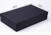 купить Подарочная коробка Grand черная 40x25x8см цена, отзывы