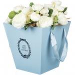 купить Коробка для цветов Best Blue цена, отзывы
