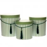 купить Комплект коробок для цветов Green Fool (3 шт.) цена, отзывы