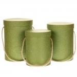 купить Комплект коробок для цветов Good Green (3 шт.) цена, отзывы