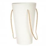 купить Коробка для цветов Vase White цена, отзывы