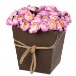 купить Коробка для цветов Tinki Brown цена, отзывы