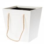 купить Коробка для цветов Tinki White  цена, отзывы