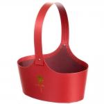 купить Коробка корзина для цветов Rose Red цена, отзывы