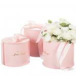 купить Набор коробок для цветов Лучик Pink (3 шт.) цена, отзывы