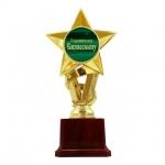 купить Статуэтка Золотая Звезда Успешному бизнесмену цена, отзывы