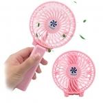 купить Вентилятор с ручкой handy mini fan цена, отзывы