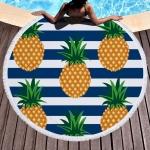 купить Пляжный Коврик Ананасик цена, отзывы