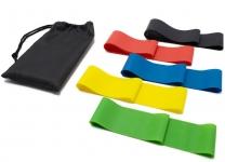 купить Набор резинок для фитнеса (30см) цена, отзывы