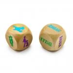 купить Деревяные кубики Камасутры цена, отзывы