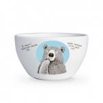 купить Глубокая тарелка Медвежонок и суп цена, отзывы