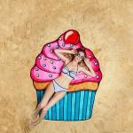 купить Пляжный Коврик Кекс цена, отзывы