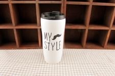 купить Керамическая чашка My style цена, отзывы