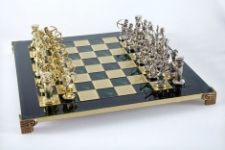 купить Шахматы Manopoulos Лучники 44х44 см цена, отзывы
