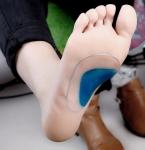 купить Ортопедические силиконовые вставки для обуви цена, отзывы