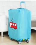 купить Чехол на чемодан Blue цена, отзывы