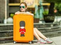 купить Чехол на чемодан Yellow цена, отзывы