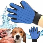 купить Перчатка для вычесывания шерсти животных цена, отзывы