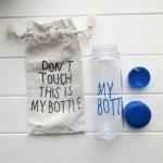 купить Бутылка My bottle синий цена, отзывы