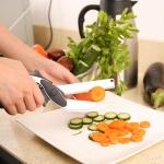 купить Умный нож 2 в 1 Clever Cutter цена, отзывы