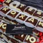 купить Шоколадные буквы Кохаю цена, отзывы
