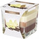 купить Трехслойная свеча Ванила цена, отзывы
